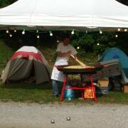 animation camping